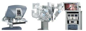 Da Vinci Si Robotic System